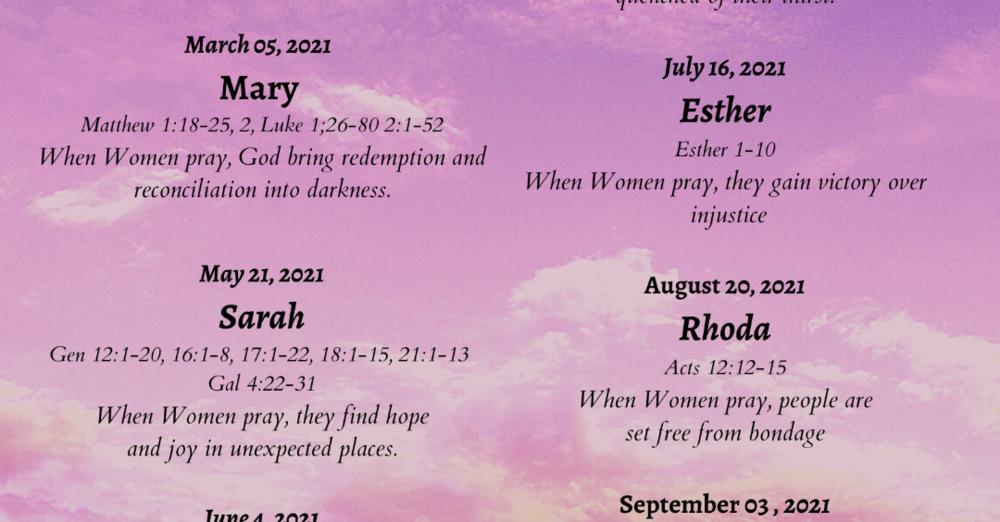 Emerge Women's Ministry
