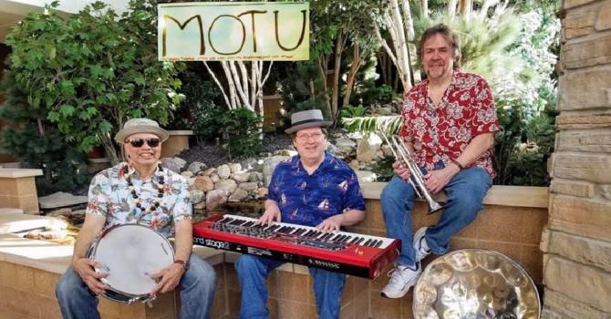 Motu - Live Music