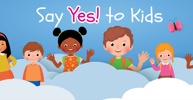 Green Group 'Say Yes! to Kids' with community cleanup image