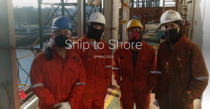 Ship to Shore for Spring 2021